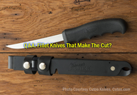 image of Cutco Fisherman's Solution Fillet Knife For Fish.