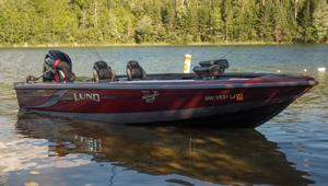 Lund 208 Pro V Gl Tiller Jeff Sundin Boat Review