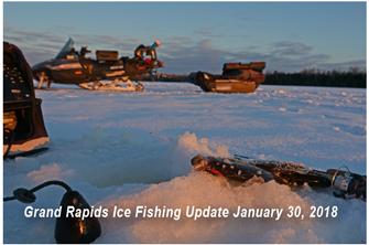 Fishing reports minnesota fishrapper current fish report for Ice fishing reports mn