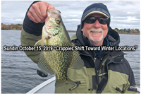 iomage of craib anderson with big crappie