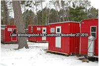 image of pines resort rental shelters
