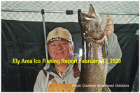 image links to ely area fishing report