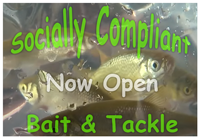 image links to report about bait shops reopening in minnesota