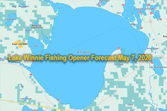 image links to winnie fishing report