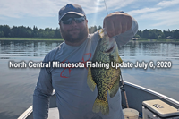image links to fishing report July 6, 2020