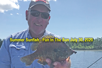 image of jeff sundin with big sunfish