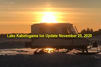image links to kabetogama ice fishing update