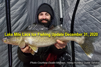 image links to ice fishing reorts from Lake Mille Lacs