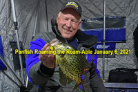 image of Jeff Sundin with big crappie