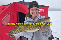 image links to fishing update about Lake Winnie
