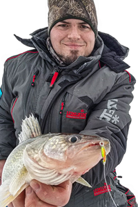 image links to central minnesota ice fishing reporet