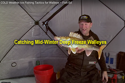 Image links to Lindy Fish Ed TV Crappie Fishing Video