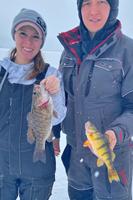 image links to KAB Outdoors Lake Kabetogama fishing report