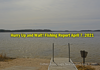 image of Cutfoot Sioux at Eagle Nest Landing links to fishing report