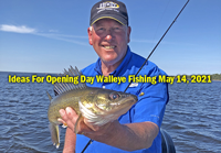 image links to mn fishing openeing day forecast by jeff sundin