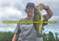 image links to north central minneosota fishing report
