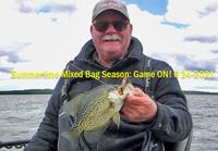 image links to bemidji area fishing report