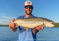 image links to ely mn area fishing report