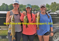 image links to deer river area fishing report