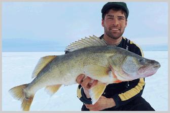 Fishing report minnesota fish news mn leech winnibigoshish for Lake winnipeg fishing report
