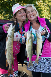 image of the luscious siters with nice walleyes