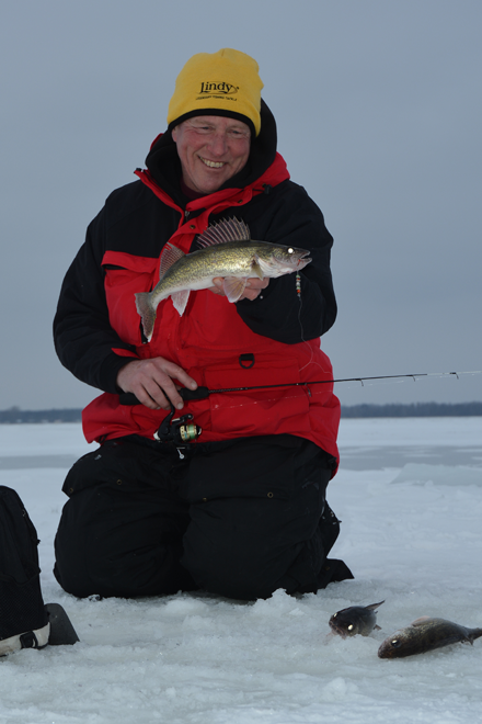 February 2017 ice fishing grand rapids mn fish reports for Helix 7 ice fishing