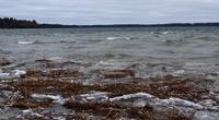 image of open water on deer lake