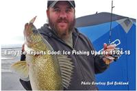 image links to red lake fishing report