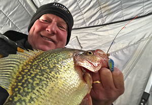 image of big lake of the woods crappie