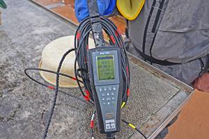 image of oxygen meter